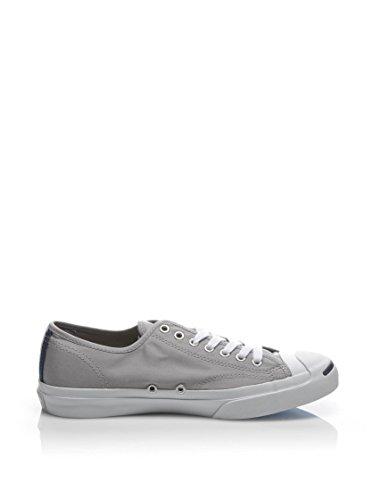 Converse Unisex-Erwachsene Jp Ltt Ox Textile Grau / Weiß
