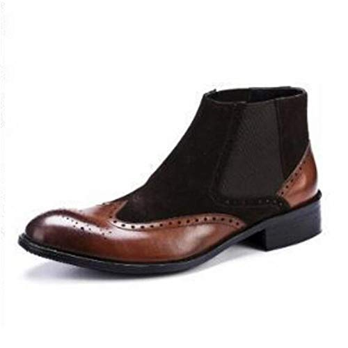 Feidaeu Männer kleiden formelle Schuhe Klassische Quaste Müßiggänger Leder Slip-On Work Office Business Oxfords Schuhe -