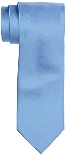 Fabio Farini Elegante 8-cm Herren Krawatten, perfekt für Business, Hochzeit oder Abschlussball, Hellblau