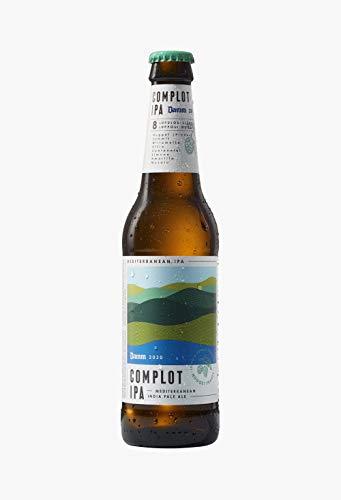Cerveza Complot IPA Botella 33cl