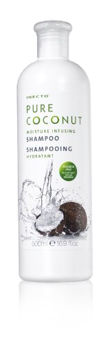 "Inecto shampooing ""coco pure"" 500ml"