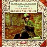 Tom Sawyers großes Abenteuer, 1 Audio-CD