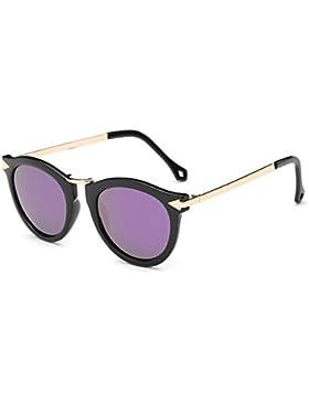 Gafas de sol de las señoras/Caja grande moda vintage gafas de sol/Tendencias gafas de sol polarizadas de conducción