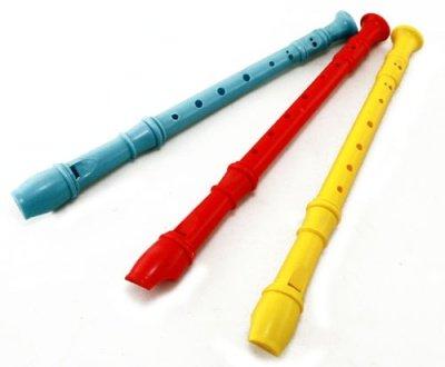 Kinderflöte, Kinder Flöte, Blockflöte Kunststoff Musikinstrument für Kinder