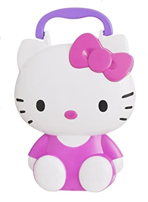 Hello Kitty - Nail Care Case, maletín para cosméticos (HTI VHTI_1680665) de HTI