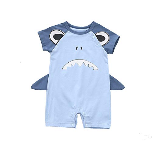 Poachers Poachers Junge Kleidung,Neugeborene Kinder Baby Jungen & Mädchen Cartoon Tier gedruckt Strampler Overalls Outfits