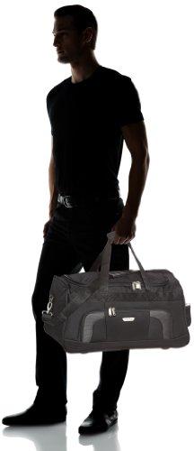 Travelite Orlando Reisetasche, Schwarz, 58x30x32 cm, 50 liters, 98486 Schwarz