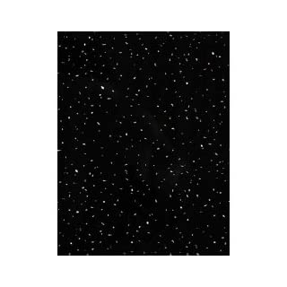 JDS HARDWARE Alfred & Victoria Wall Panel Black Crystal
