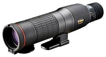Nikon EDG Fieldscope 65 - Telescopio (2 m, Negro, 88 mm, 313 mm, 120 mm, 1,56 kg)