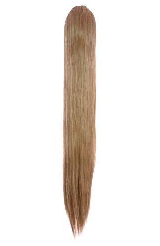 Hair By MissTresses soyeux droite longue queue de cheval Blond 53,3 cm