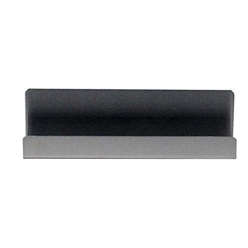 Compactor Kitchen ran8222Soporte para Tablet magnético Gamme Magnet, Acero Inoxidable, Color Plateado, 21,5x 4,5x 6cm