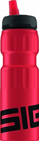 Sigg Trinkflasche Nat Dynamic Touch, Rot, 0.75 Liter, 8363.60