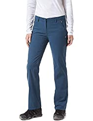 Craghoppers Women's Kiwi Pro Stretch Regular Leg Trousers