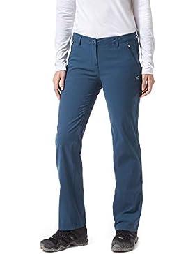 Craghoppers Kiwi Pro Stretch Pantalones, Mujer, Azul (Loch Blue), 36 EU (10 UK)