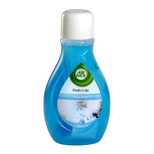 Airwick Fresh n Up Duftmittel, Duft: Fresh Water (frisches Wasser), 370ml, 2Stück -