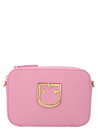 Furla Luxury Fashion Mujer 1021618 Rosa Bolso De Hombro