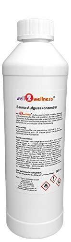 Saunaaufguss - Konzentrat/Saunaduft - Konzentrat 500 ml - über 180 Top-Aromen zur freien Auswahl (Erdbeere)