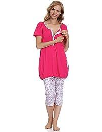 Be Mammy Womens Maternity Pyjamas BE20-116