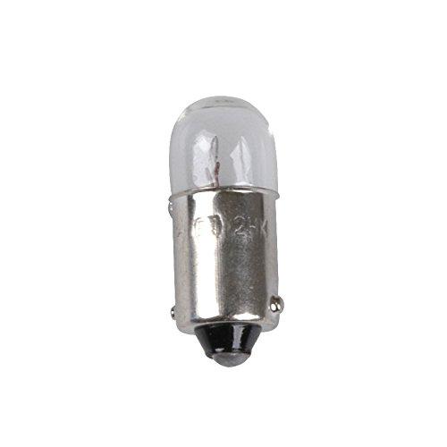 Preisvergleich Produktbild Kugellampe T4W 2Stück KFZ Glühlampe Standlicht Ersatzlämpchen Kugelleuchte