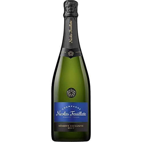 Champagne Nicolas Feuillatte Brut Réserve 20141 0,75L