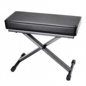 Adam Hall SKT 17 Extra dick gepolsterte zusammenklappbare Keyboard-Bank