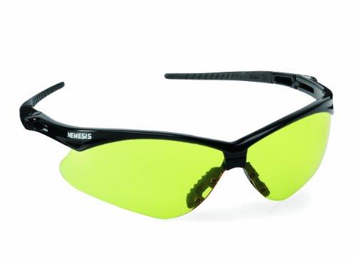 Kimberly Clark Schutzbrille, gelbe Antibeschlag-Sichtscheibe
