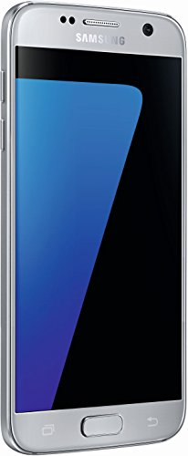 Samsung Galaxy S7 Smartphone (5,1 Zoll (12,9 cm) Touch-Display, 32GB interner Speicher, Android OS) silver