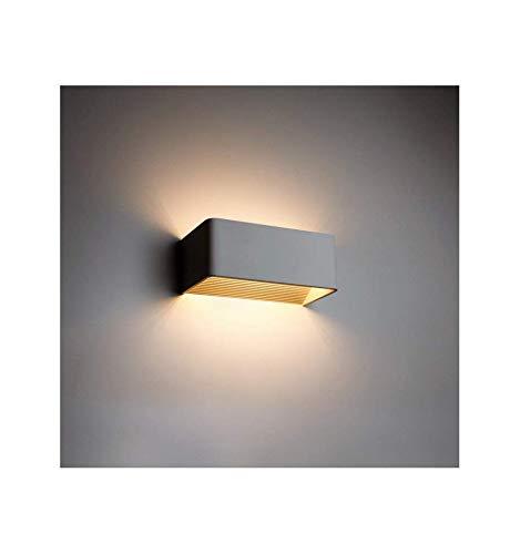 Applique murale LED design Quadra 6W - 20cm KOSILUM - IP20 - Classe énergétique : A - 220/230V 50/60Hz - - 540 lm - Blanc - Descriptif technique du luminaire :Culot de l'ampoule :LED intégrée | Nombre d'ampoules : | Indice de protection : IP20 | Puissance : | Tension : 220/230V 50/60Hz | Poids du luminaire : | Poids du colis : - KOSILUM