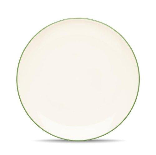 Noritake Colorwave Coupe Dinner Plate, Apple Green by Noritake Coupe Dinner Plate