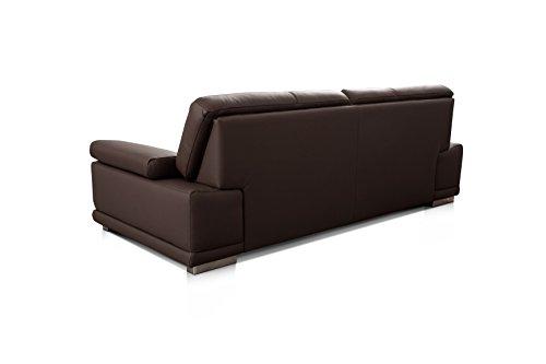 3-Sitzer Sofa Corianne Echtledercouch-180921151207