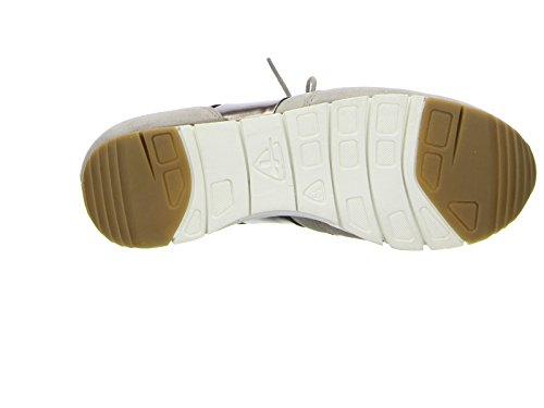 Tamaris 23615-28 238 Damen Sneaker Lack- und Stretch-Einsätze leichte Laufsohle - 4