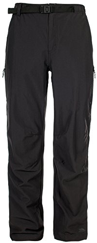 Trespass Federation Pantalon Homme, Noir, XXL