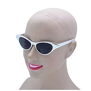 Bristol Novelty BA195 - Gafas de sol (unisex, talla única), color plateado metálico
