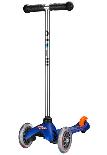 Micro Mini Scooter Unisex Kinder One size blau