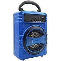 MGI Altavoz Bluetooth KRHÜNER - Rojo