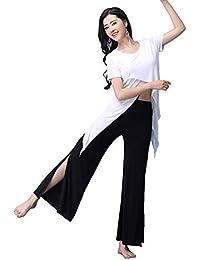 YiiJee Oriental Costume Danza del Vientre Top & Pantalones Danza Oriental Set