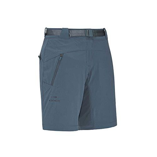 Eider Flex W Damen-Shorts, Blauer Sen, Einheitsgröße (Größe Hersteller: 40) - Transfer Bermuda