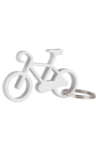 Mountain Warehouse Apribottiglie portachiavi per bicicletta Metallizzato