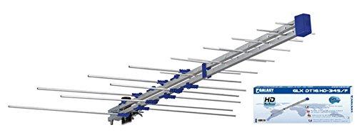 Antenne log.vhf/uhf Digital Terrestrisch Stück 1Stk. (Digital-hd-verstärkt-antenne)