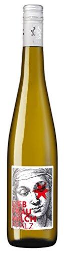 Liebfraumilch 2017 - Weingut Hammel   halbtrockener Weißwein   deutscher Wein aus der Pfalz   1 x 0,75 Liter