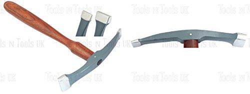 """NEU Style 2 anticlastic Anhebung querhammer Hämmer Schmuck Handwerk repoussee 10 """""""