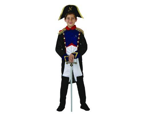 Englische Garde Kostüm Damen - Atosa 70081 - Verkleidung Französischer General