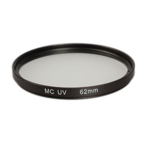 Ares Foto MC UV Filter 62mm für Tamron 18-200mm F/3.5-6.3 Di III VC