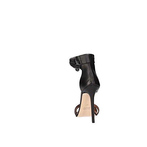 Marc Ellis MA1022 NAPPA NERA Sandalo Donna Nero