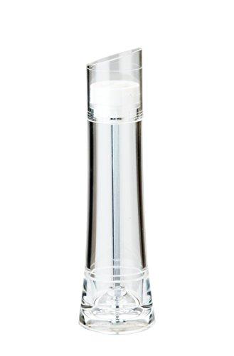 Bugatti GL1U-02141 Glamour Salz- oder Pfeffermühle, 6x6x22cm, Weiß