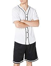 Urban Classics Baseball Mesh Jersey 6ec5550b858