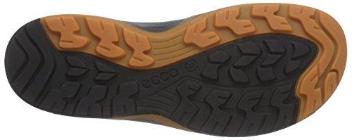 Ecco Ecco Biom Delta, Chaussures Multisport Outdoor homme Noir - Schwarz (BLACK/BLACK/PICANTE58692)