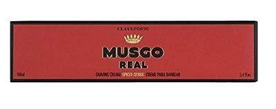 Claus Porto Musgo Real Spiced Citrus Shaving Cream (100 ml)
