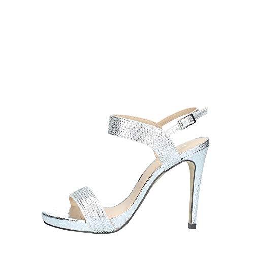Menbur sandalo donna tacco 10 ariccia 09282 elegante (38 eu)