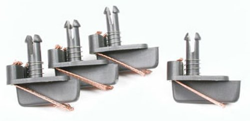Ninco 4 x Slot Guide avec Suspension